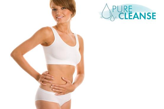 Pure Cleanse est votre solution pour perdre du poid rapidement