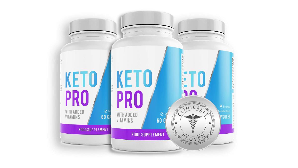 KetoPro - Avantages de l'utilisation des compléments cétonique